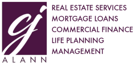 CJ ALANN Real Estate & Finance Services Logo